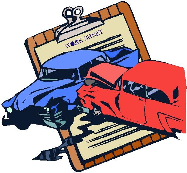 clipart auto accident - photo #16